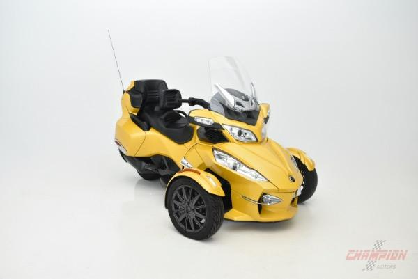 2013 Can Am Spyder RTS