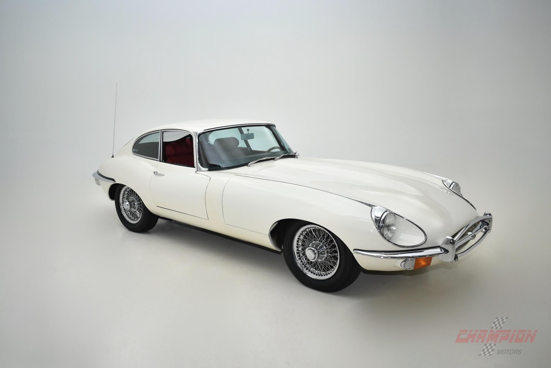1969 Jaguar XKE Type E