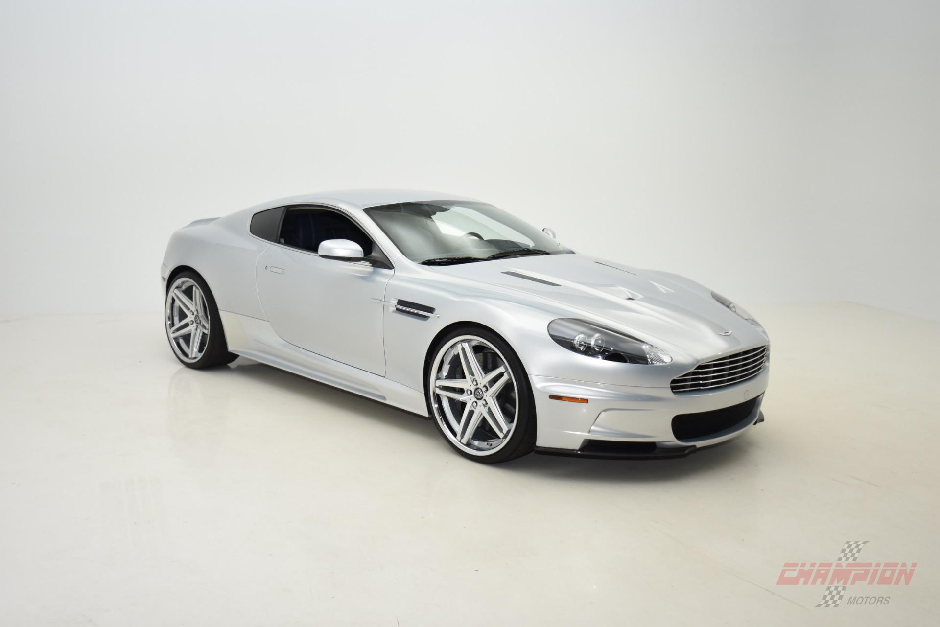2009 aston martin dbs - exotic and classic car dealership