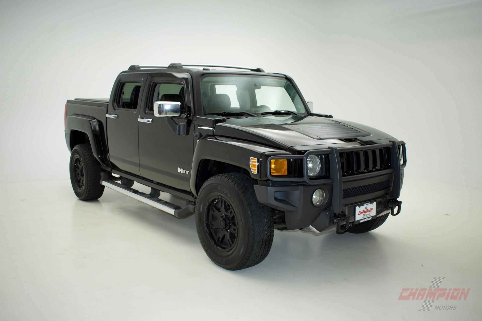 2009 Hummer H3t Exotic And Classic Car Dealership