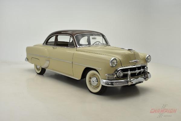1953 Chevrolet Powerglide