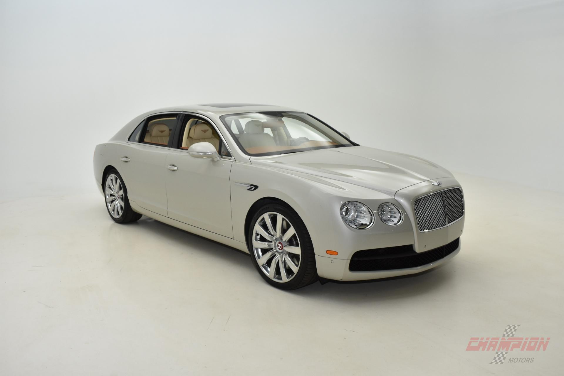 2015 Bentley Flying Spur V8 - Exotic Classic Car Dealership New York ...