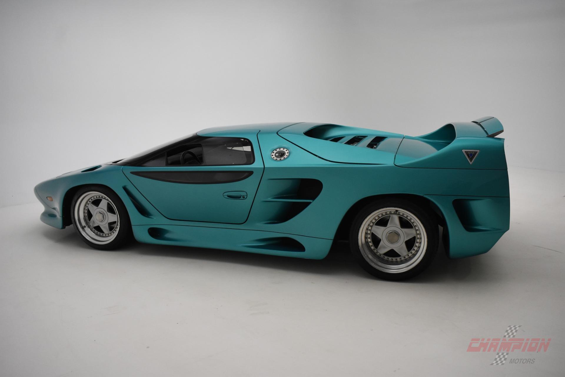 1993 Vector Av Tech Champion Motors International L Exotic Classic