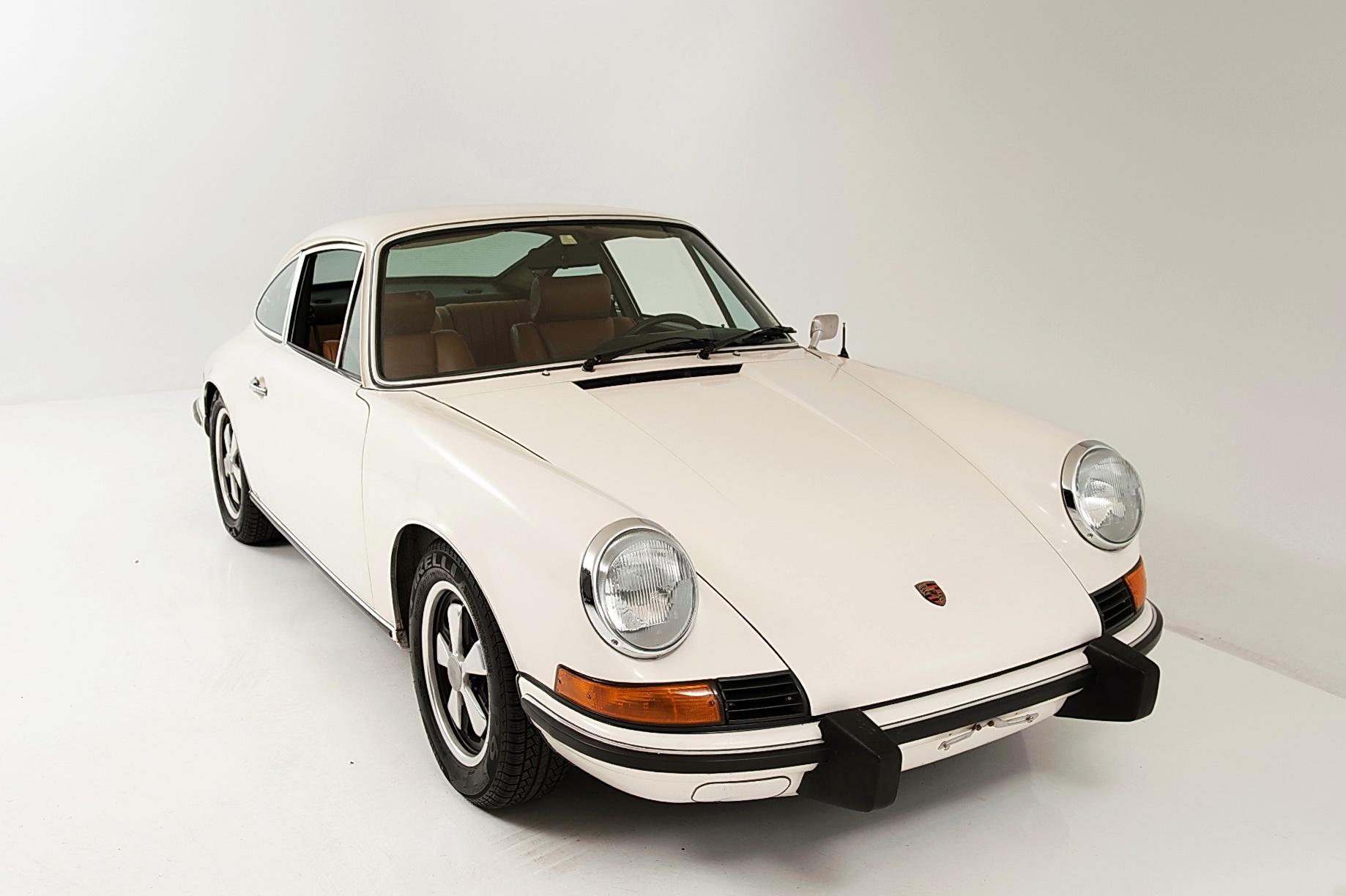 1973 Porsche 911 24 Champion Motors International L Exotic 912 Coupe Type Of Engine