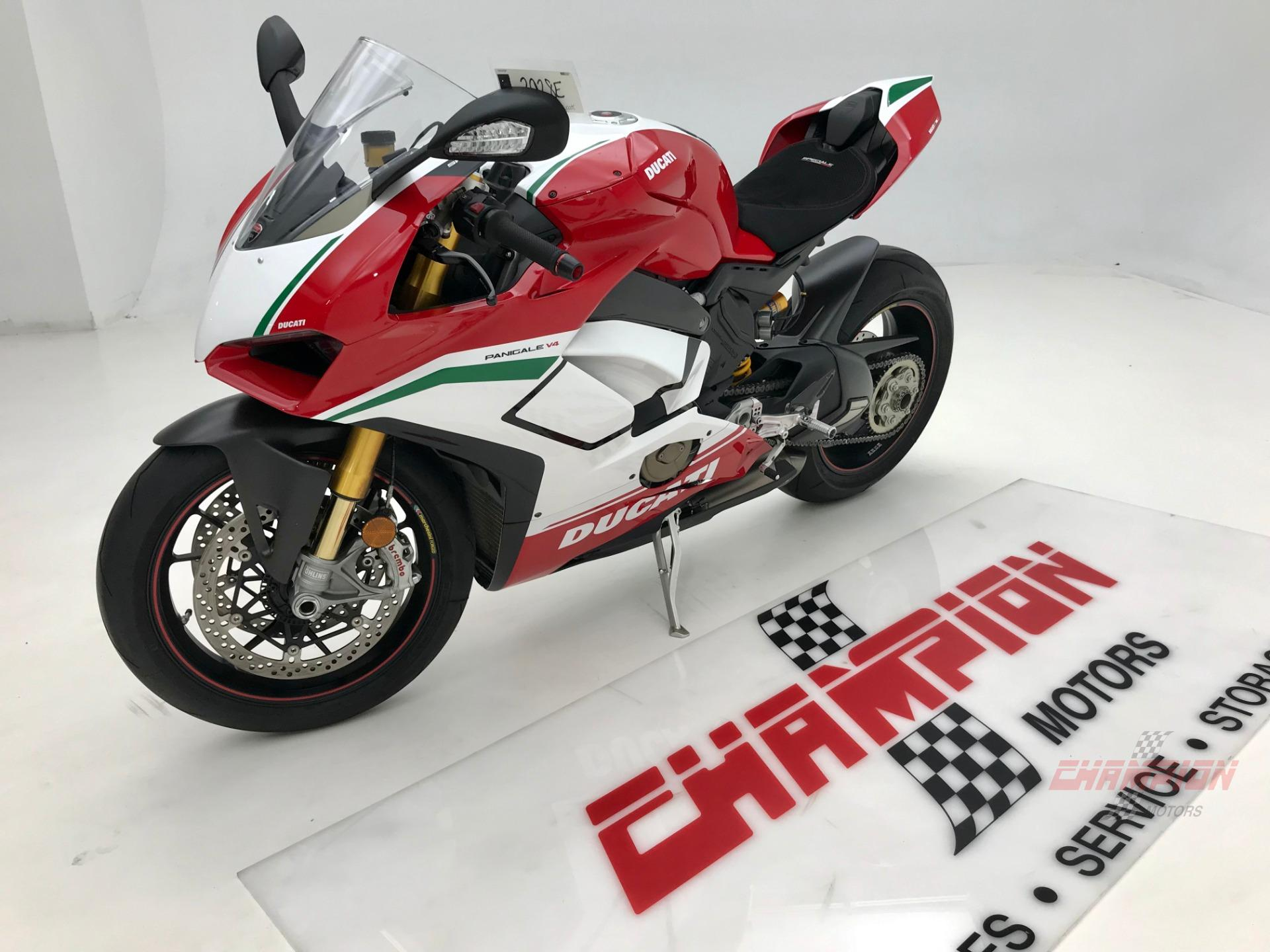 2018 Ducati Panigale V4 Speciale Champion Motors International L