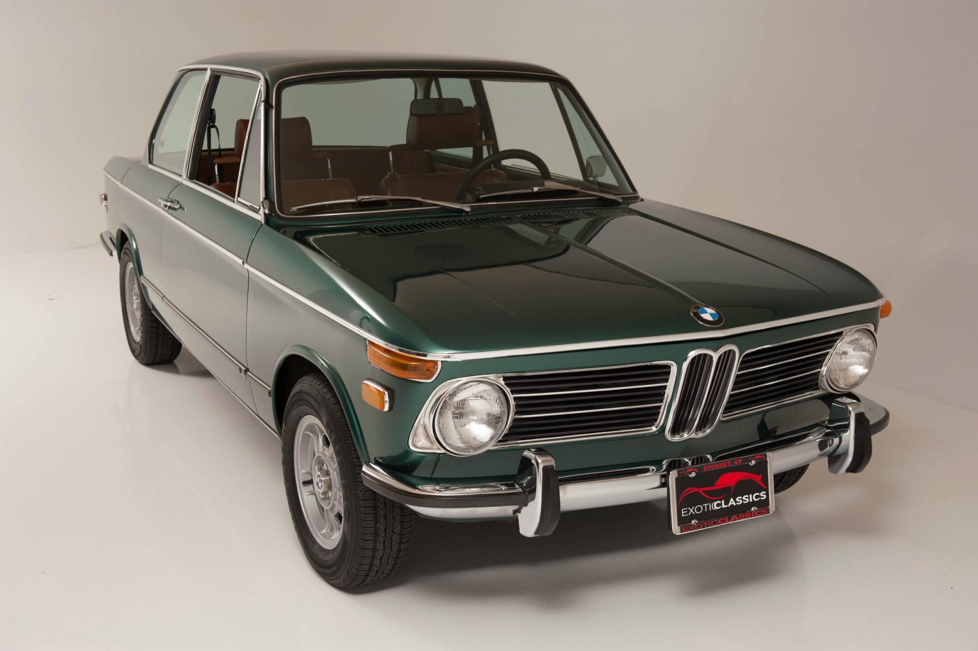 1972 Bmw 2002 Champion Motors International L Luxury