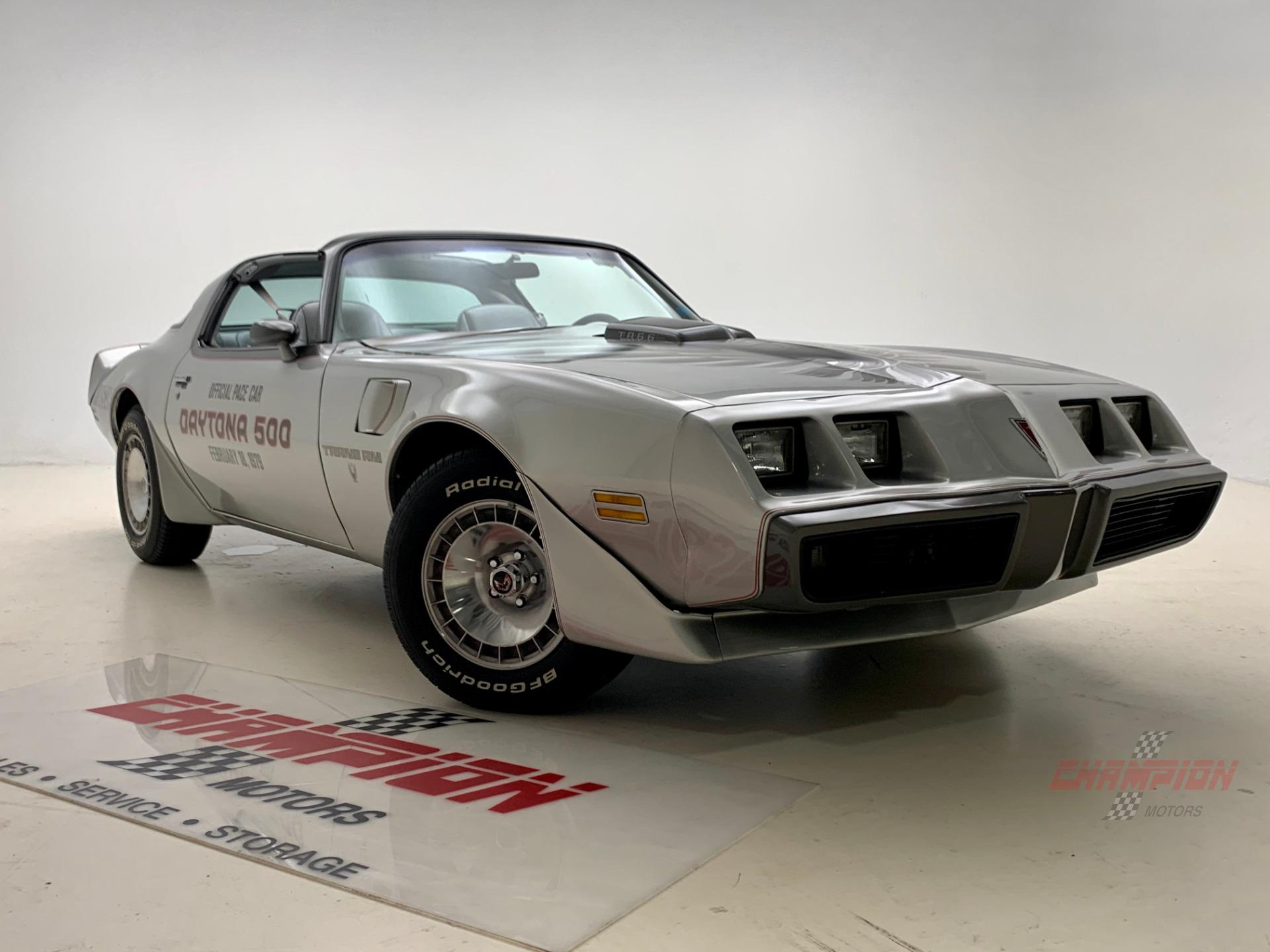 1979 Pontiac Trans Am Limited Edition 10th Anniversary Edition