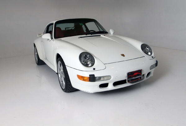 1996 Porsche Twin 911 Turbo