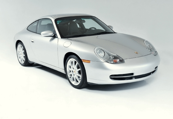 2001 Porsche 911 Carrera  Coupe