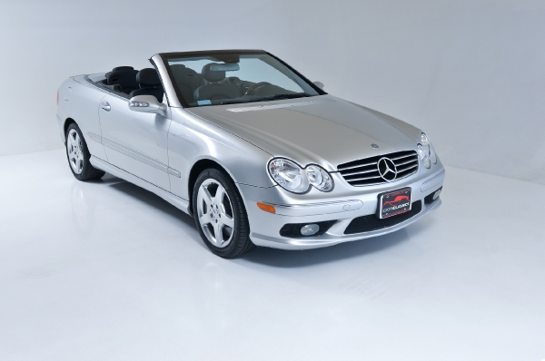2005 Mercedes-Benz CLK-500