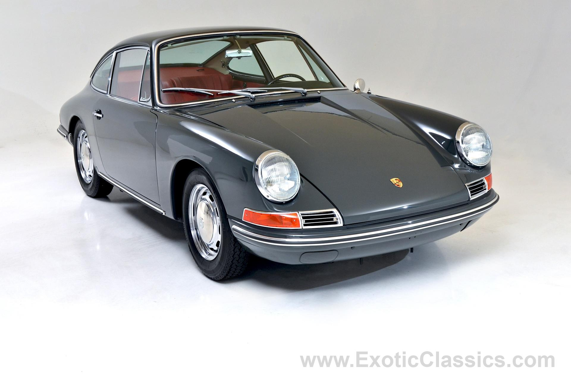 1967 Porsche 912 Coupe Exotic Classic Car Dealership New