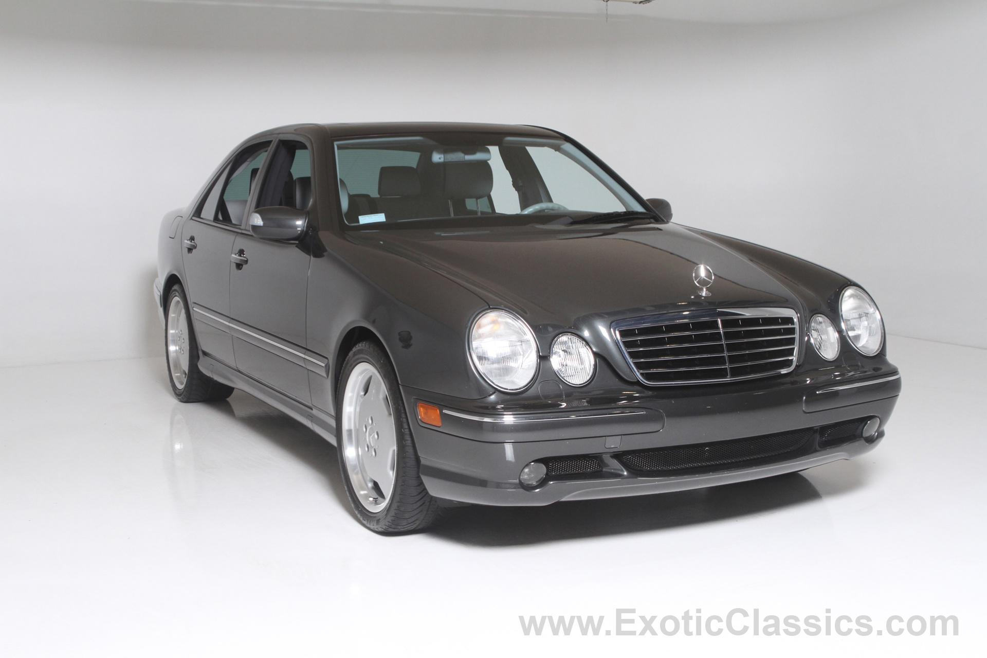 Interesting Info About 2001 E55 Amg with Terrific Images