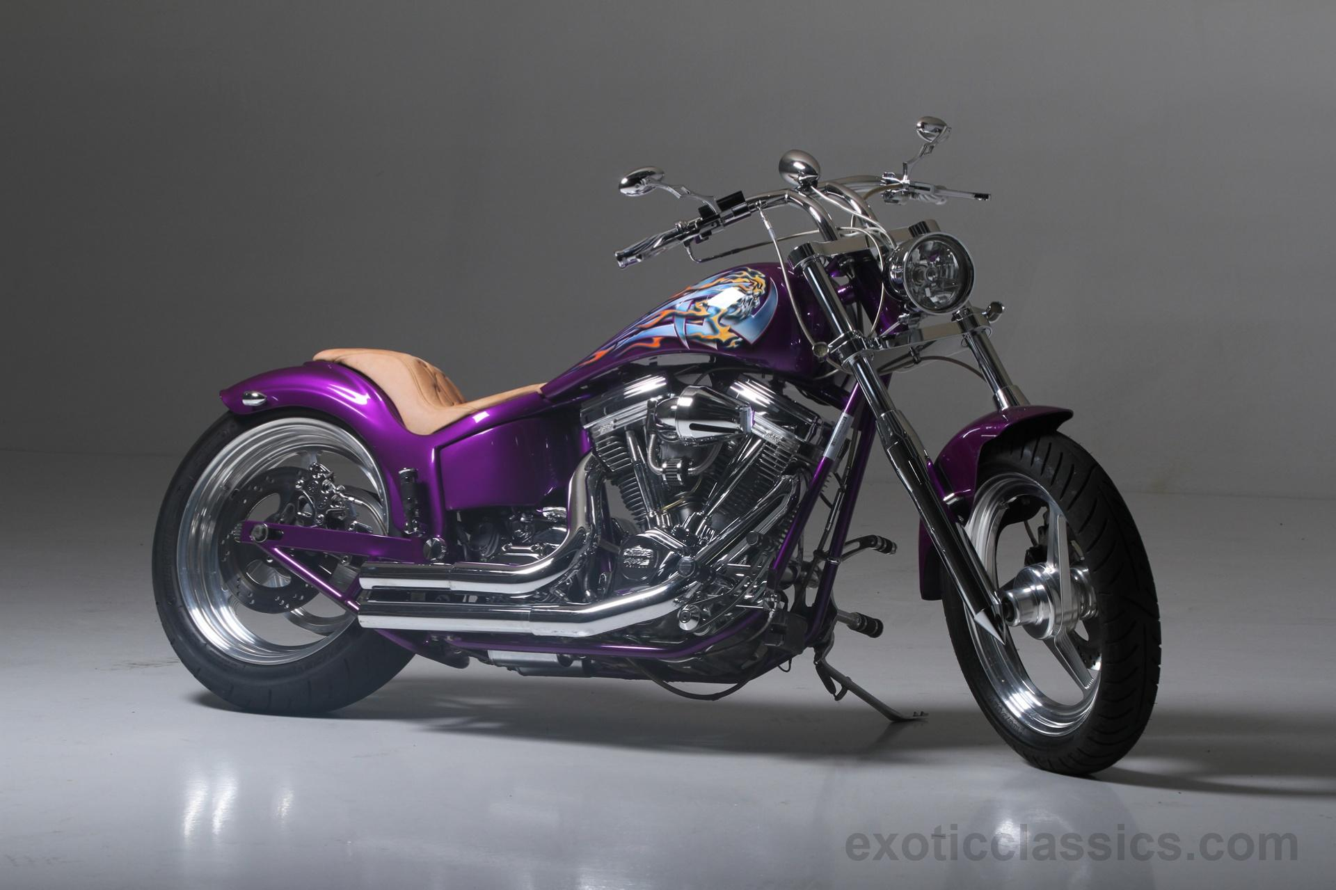 Free Carfax Check >> 1993 Motorcycle Custom Chopper Eddie Trotta - Champion