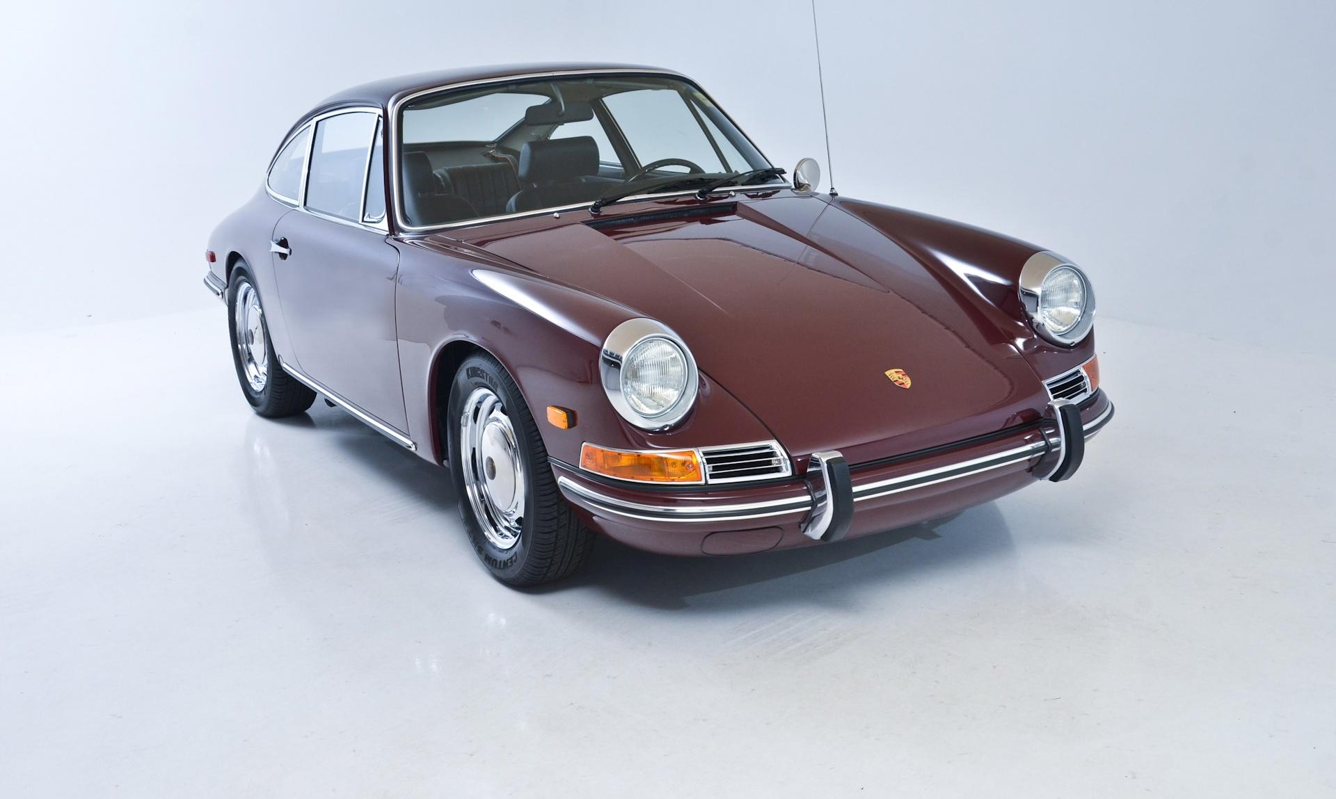 1968 Porsche 912 Exotic Classic Car Dealership New York