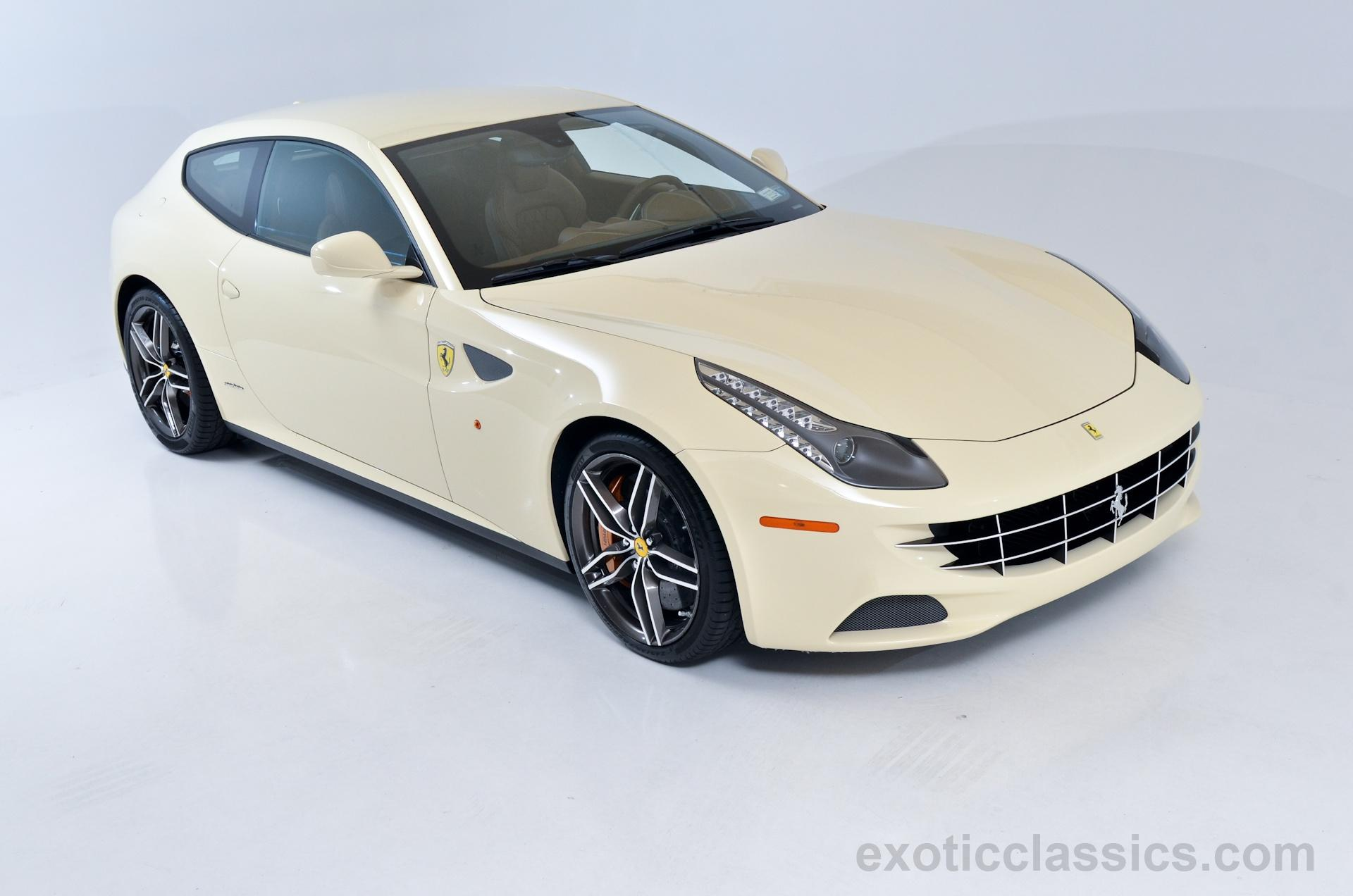 2012 ferrari ff exotic and classic car dealership specializing 2012 ferrari ff vanachro Image collections