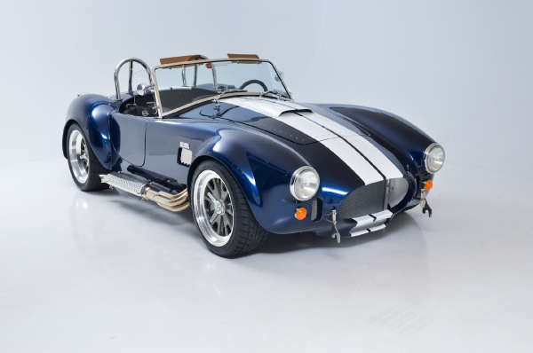 2013 Shelby Cobra Backdraft Racing