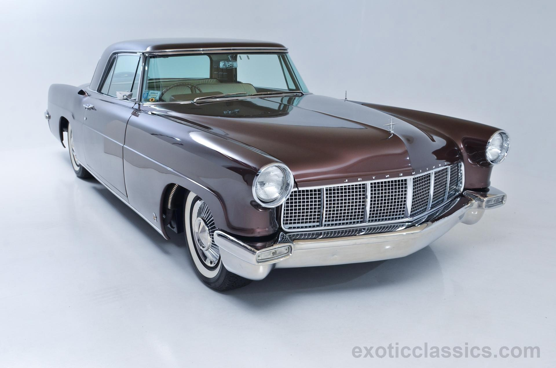 1956 lincoln continental mark ii exotic and classic car. Black Bedroom Furniture Sets. Home Design Ideas