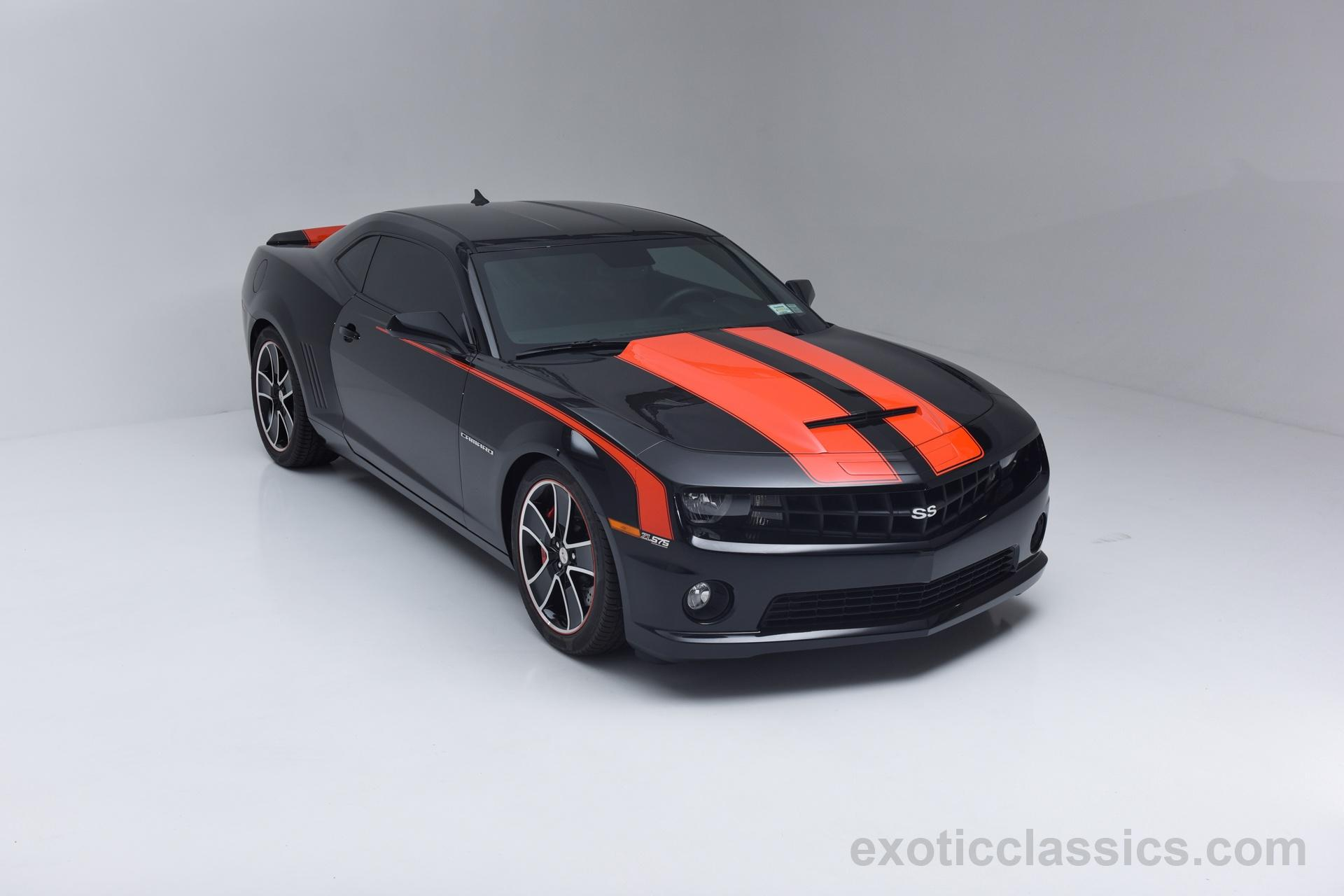 2010 Chevrolet Camaro Zl575 Slp Ss Exotic And Classic