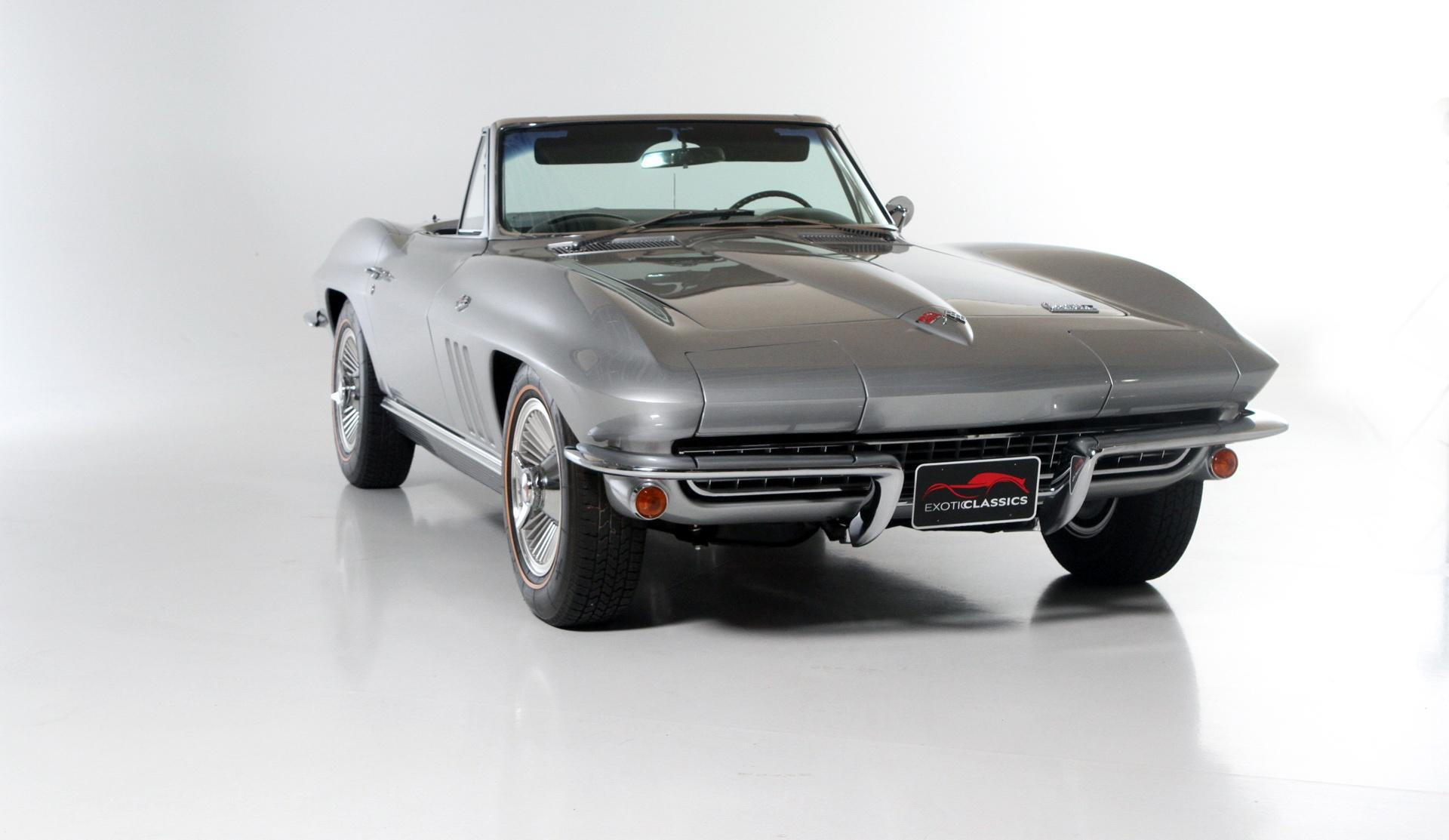 1966 Chevrolet Corvette Stingray Champion Motors International L Chevy