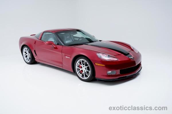 2008 Chevrolet Corvette 427 Limited Edition Z06 Cooksey