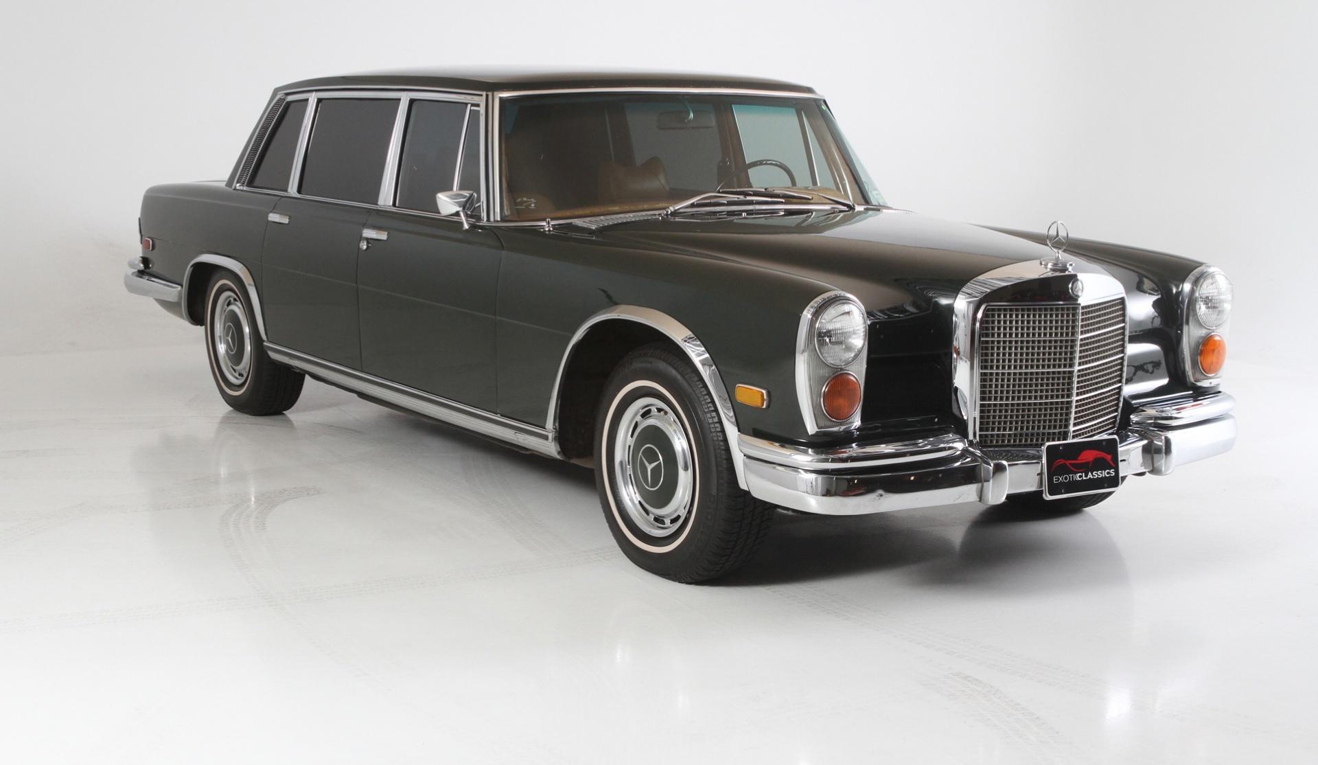 1970 mercedes benz 600 exotic classic car dealership new for 1970 mercedes benz