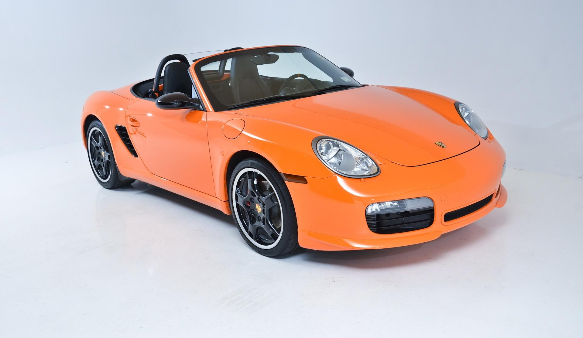 2008 Porsche Boxster Limited Edition S Champion Motors