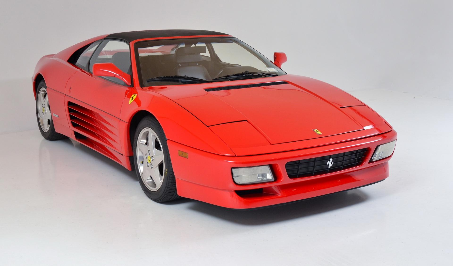 1990 ferrari 348 ts - exotic and classic car dealership