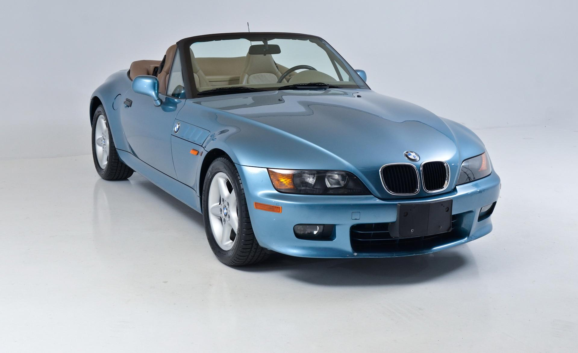 1997 Bmw Z3 2 8 Champion Motors International L Luxury