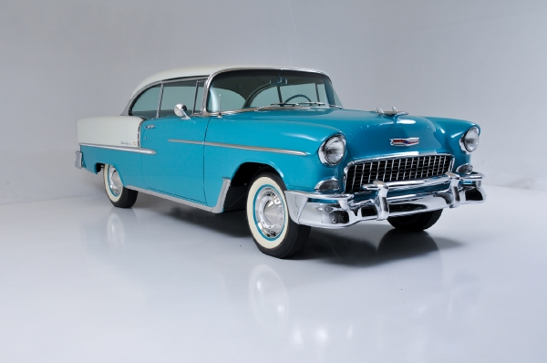 1955 Chevrolet Bel Air Exotic And Classic Car Dealership