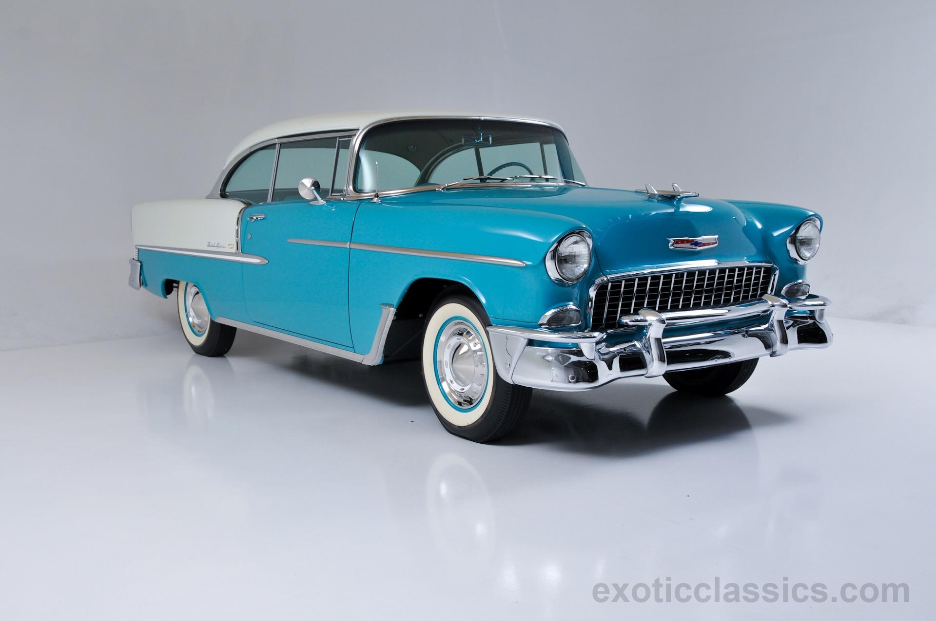 Bel Air Car >> 1955 Chevrolet Bel Air Exotic And Classic Car Dealership
