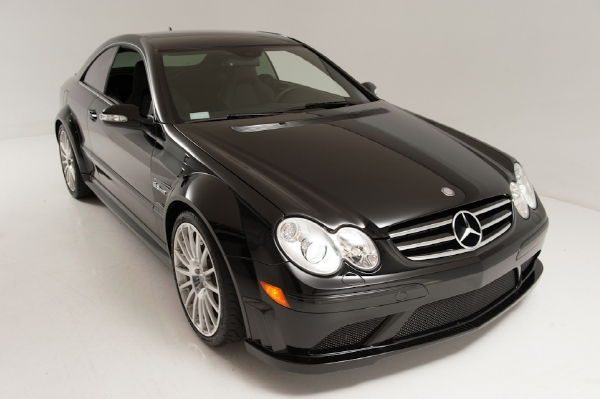2008 Mercedes-Benz CLK63 AMG Black Series