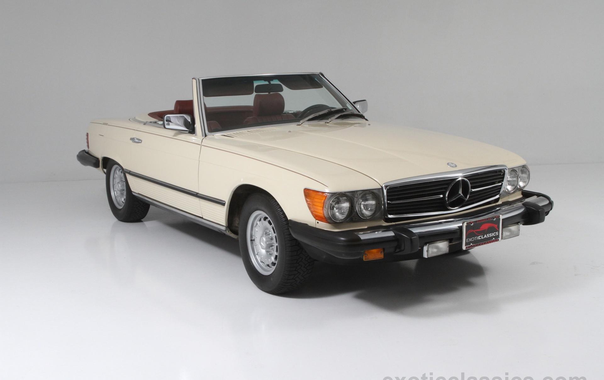 1980 mercedes benz 450sl exotic and classic car for 1980 mercedes benz 450sl