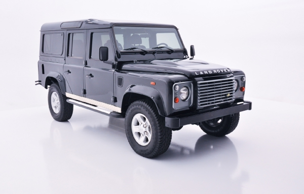 2008 Land Rover Defender 110 EURO