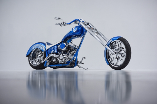 2004 Motorcycle Circle City Custom Chopper