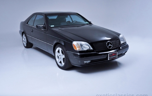 1999 Mercedes-Benz CL500