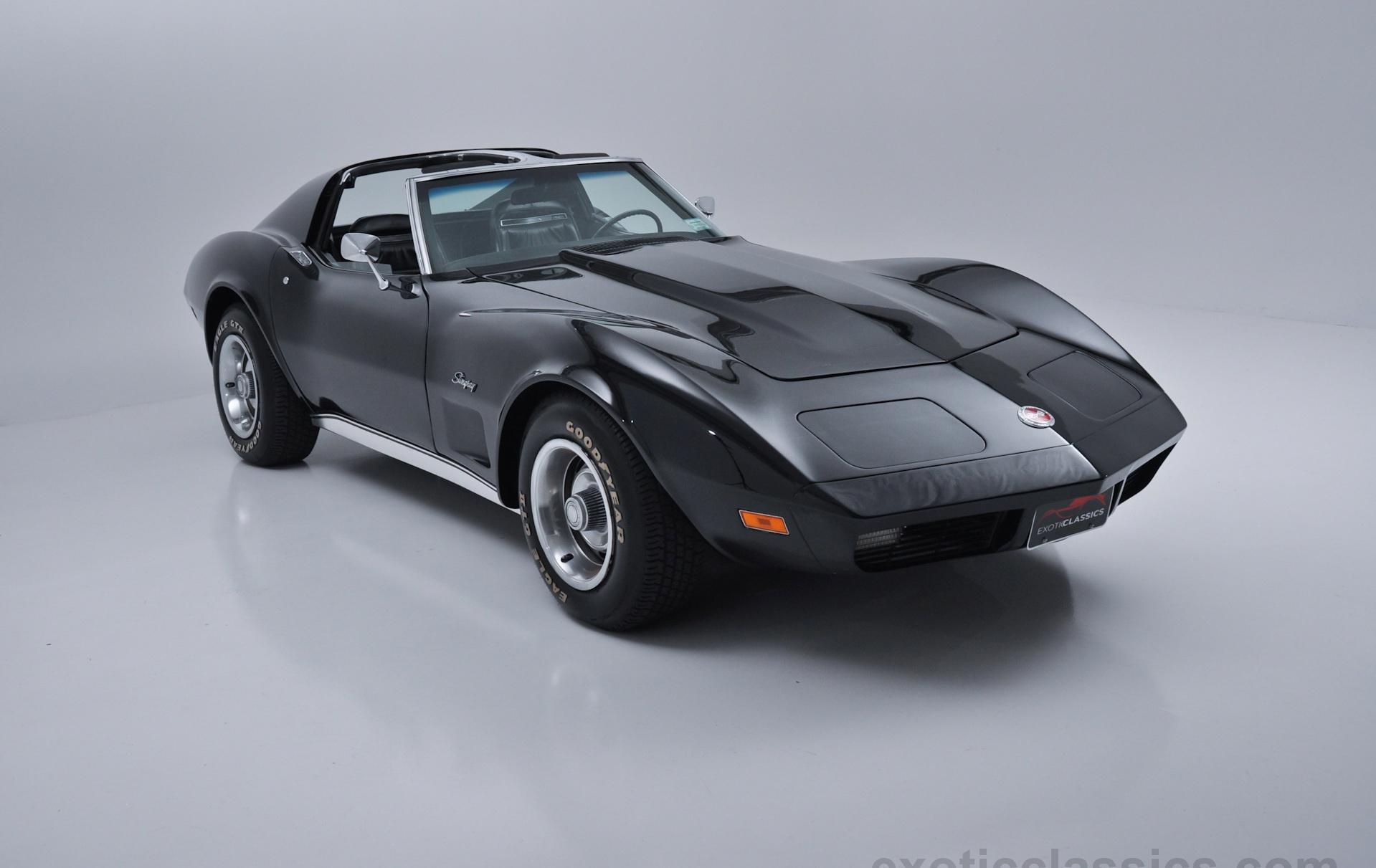 Ferrari Long Island >> 1974 Chevrolet Corvette Stingray - Champion Motors International l Luxury Classic Vehicle ...