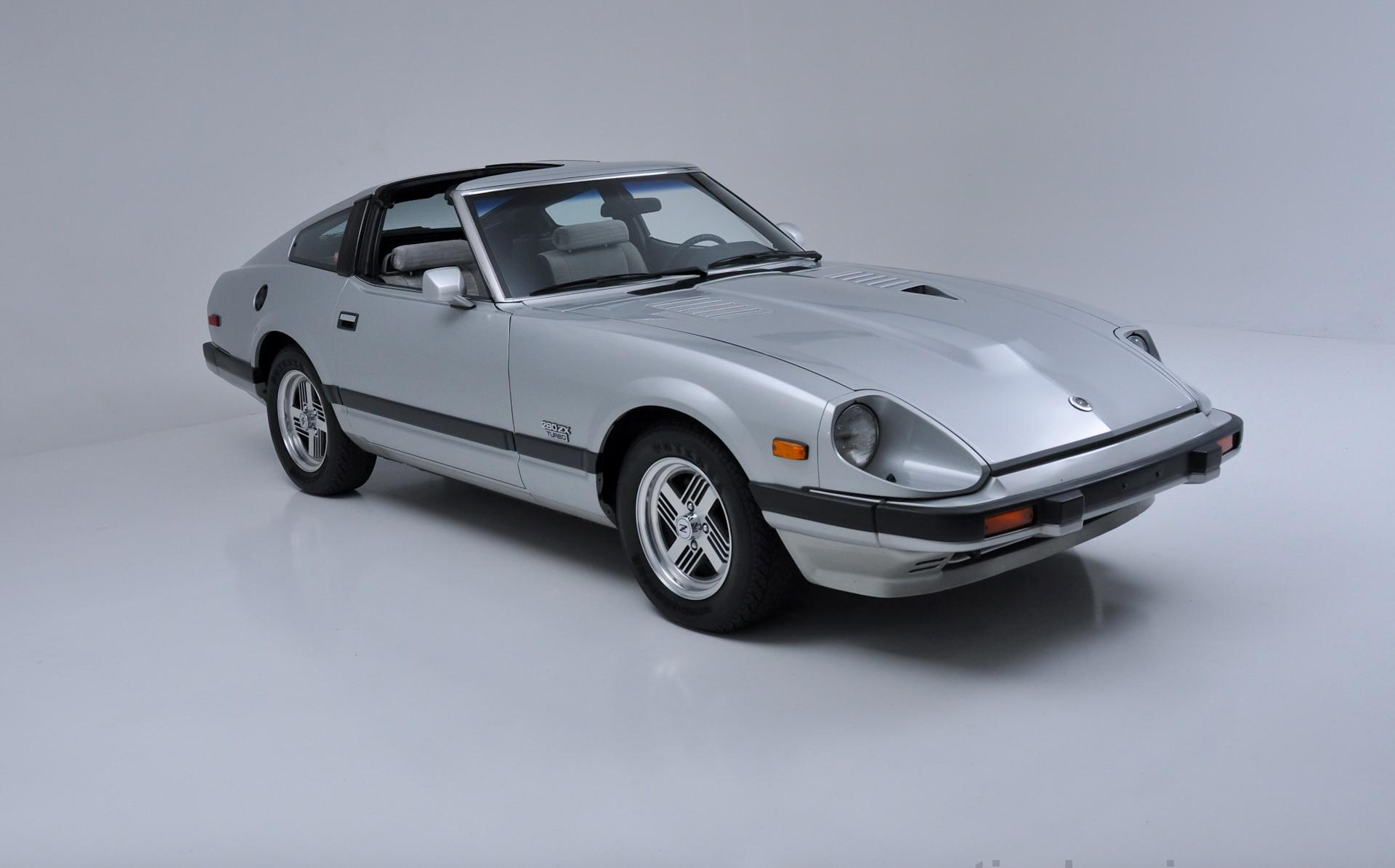 1982 datsun 280zx turbo turbo exotic and classic car dealership