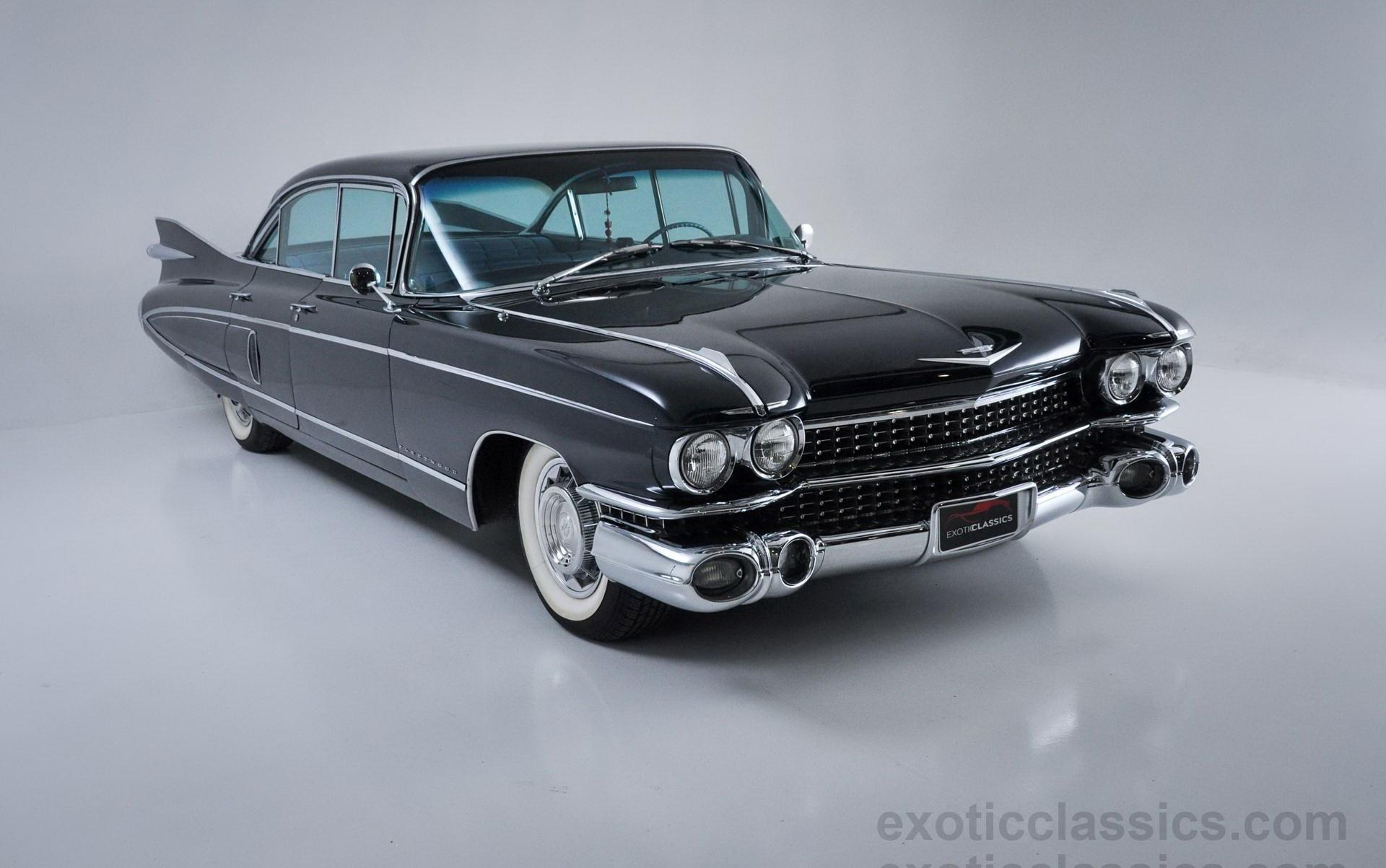 Used Cars Long Island >> 1959 Cadillac Fleetwood - Champion Motors International l Exotic Classic Car Dealership New York ...