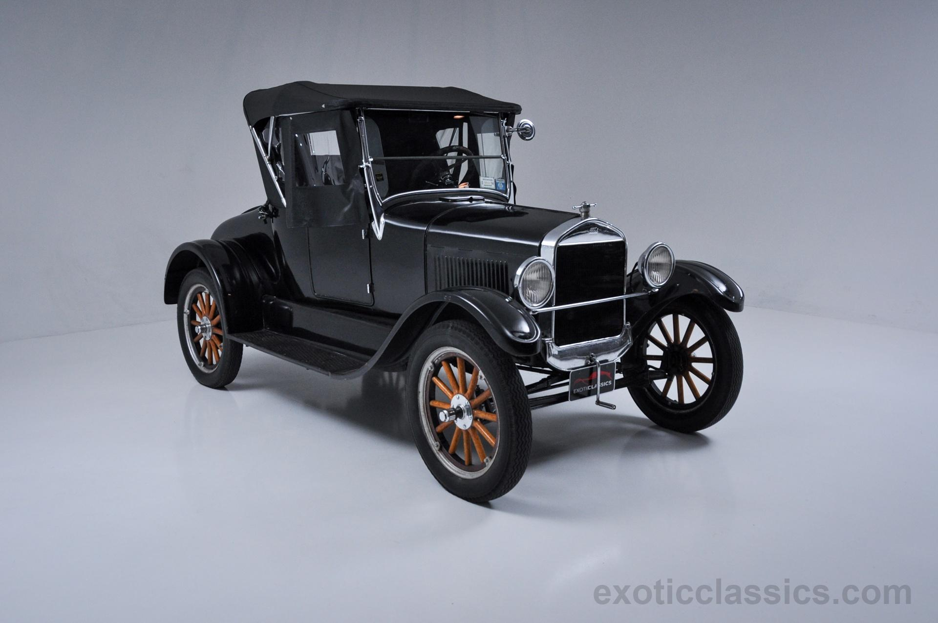 1927 Ford Model T Champion Motors International L Exotic