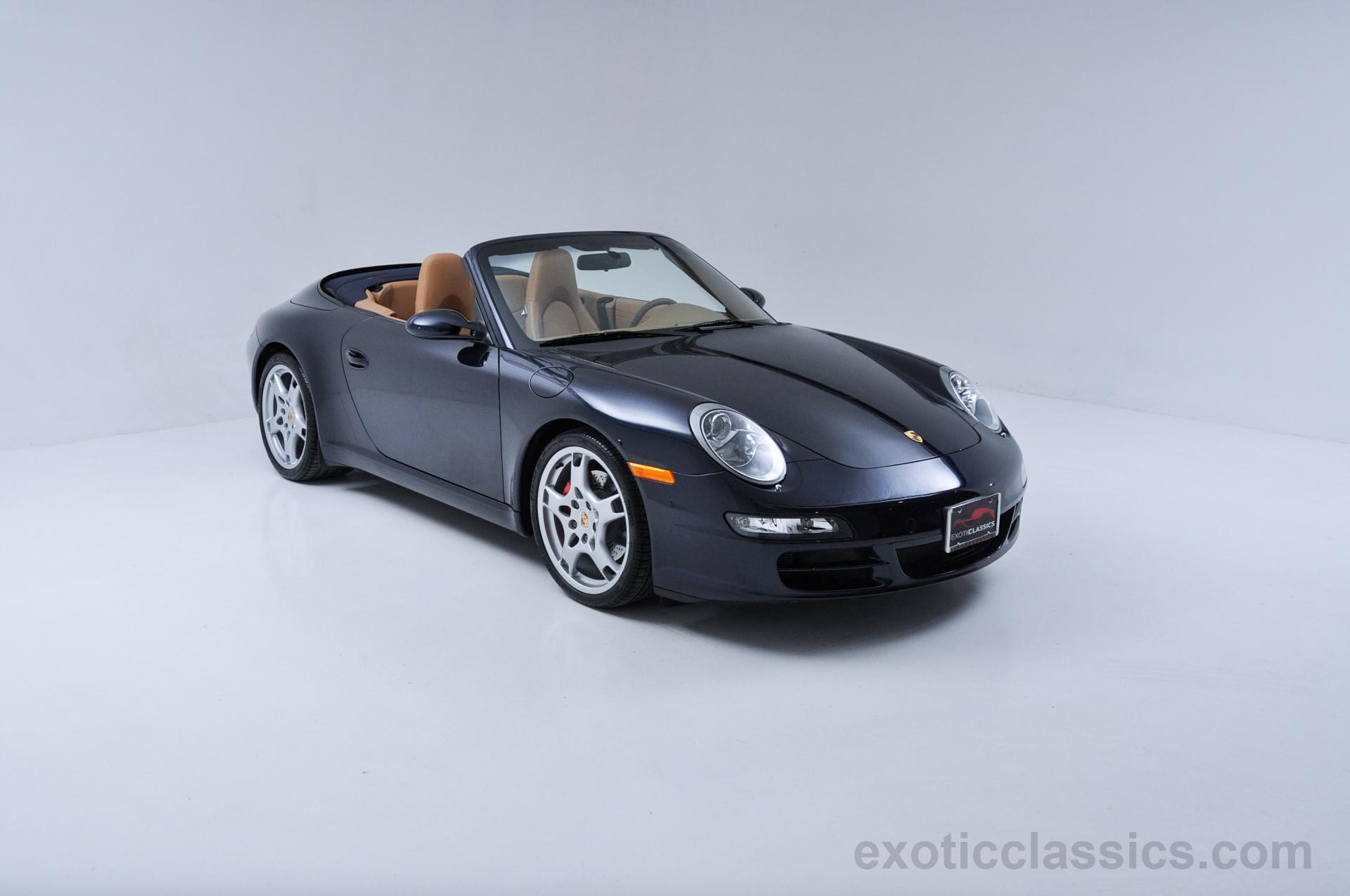 2006 Porsche C2S Convertible C2S - Exotic and Classic Car ...