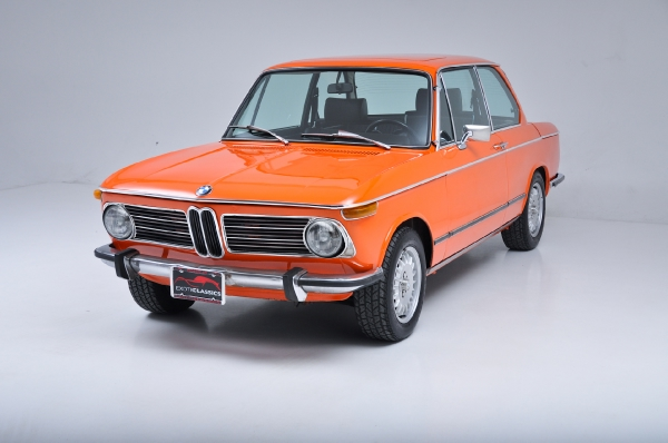 BMW TII Exotic And Classic Car Dealership Specializing - 1972 bmw 2002 tii
