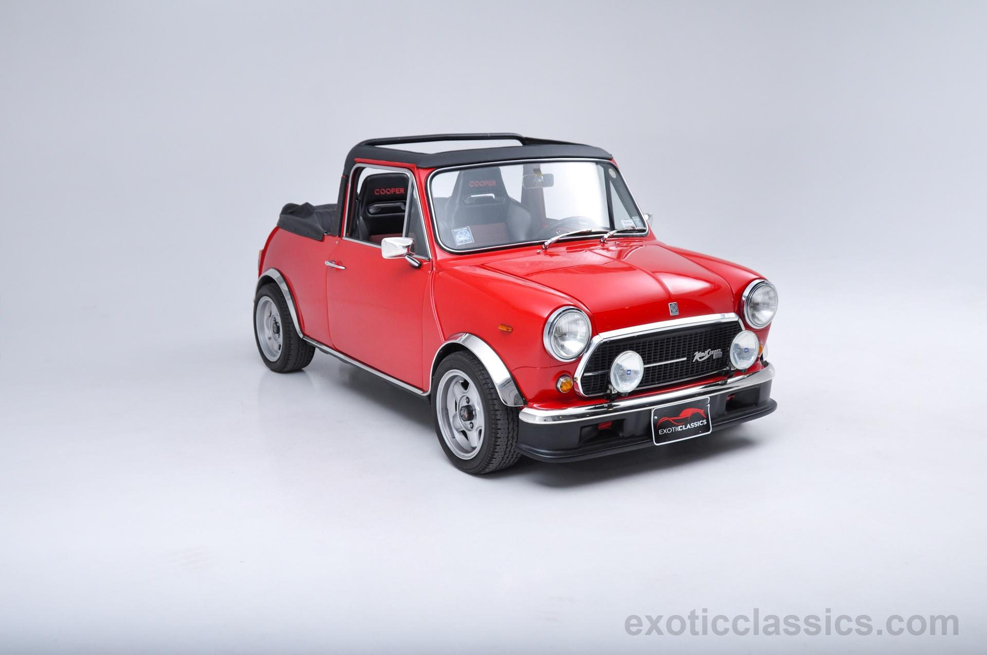 1971 mini cooper 1300 innocenti exotic classic car. Black Bedroom Furniture Sets. Home Design Ideas