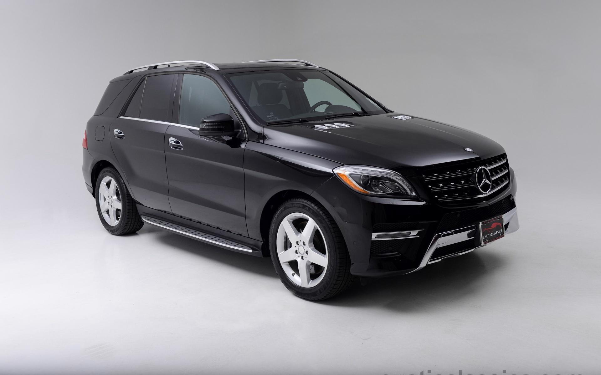2014 mercedes benz ml550 4matic exotic and classic car
