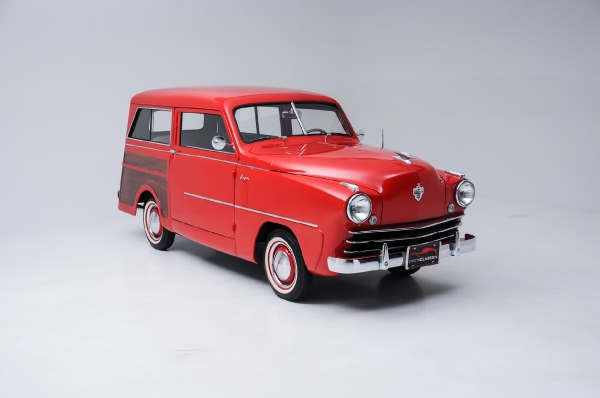 1950 Crosley Super Station Wagon