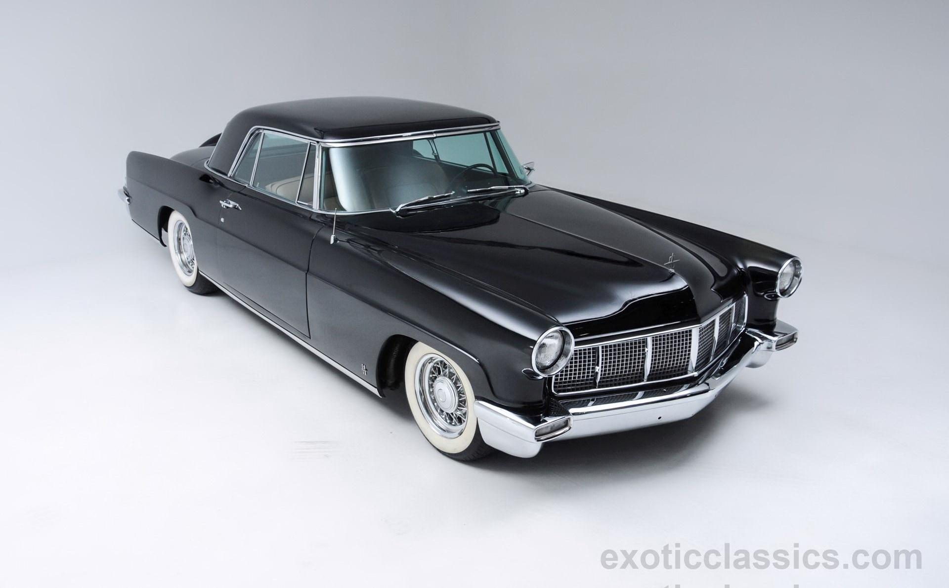 1956 Lincoln Continental Mark II - Exotic and Classic Car ...