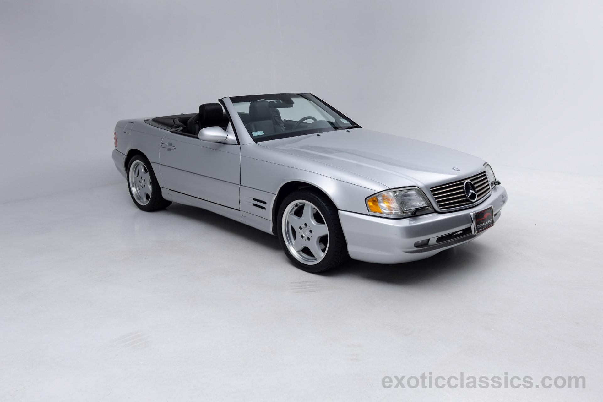 2001 mercedes benz sl500 sl500 exotic classic car for Mercedes benz nyc