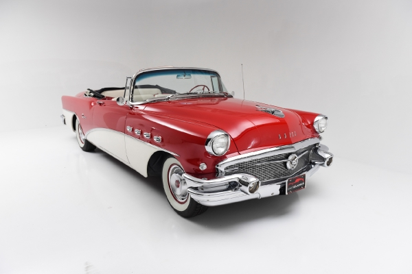 1956 Buick Super Convertible