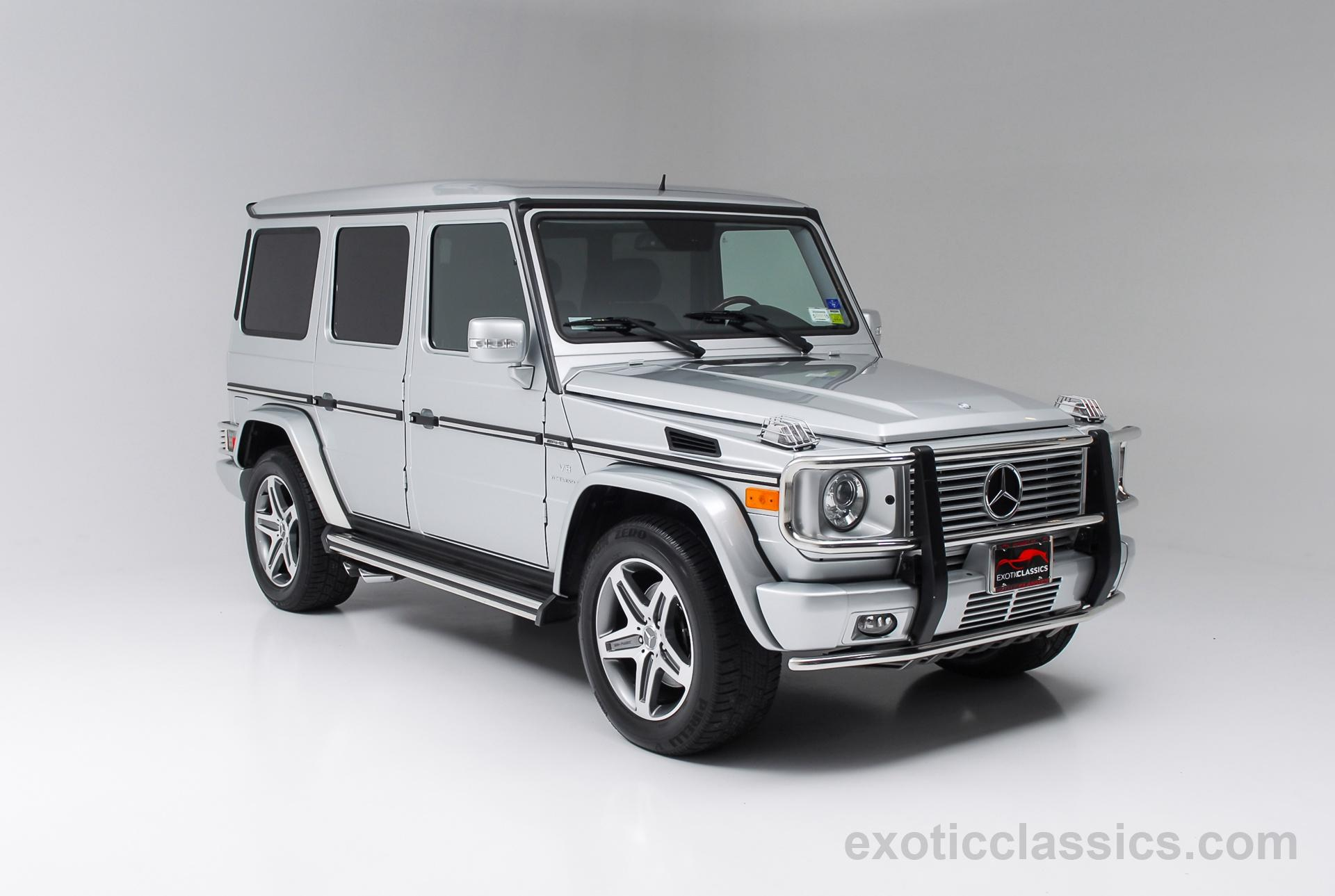 2007 Mercedes Benz G55 Amg G55 Amg Exotic And Classic