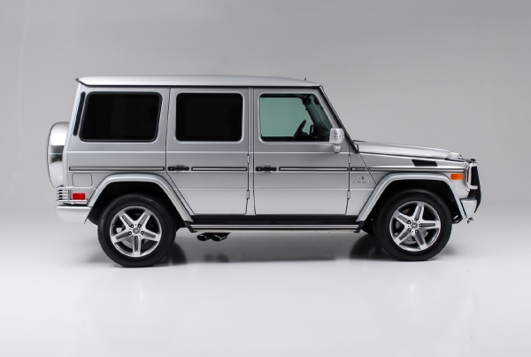 2007 mercedes benz g55 amg g55 amg exotic classic car for Mercedes benz g55 power wheels