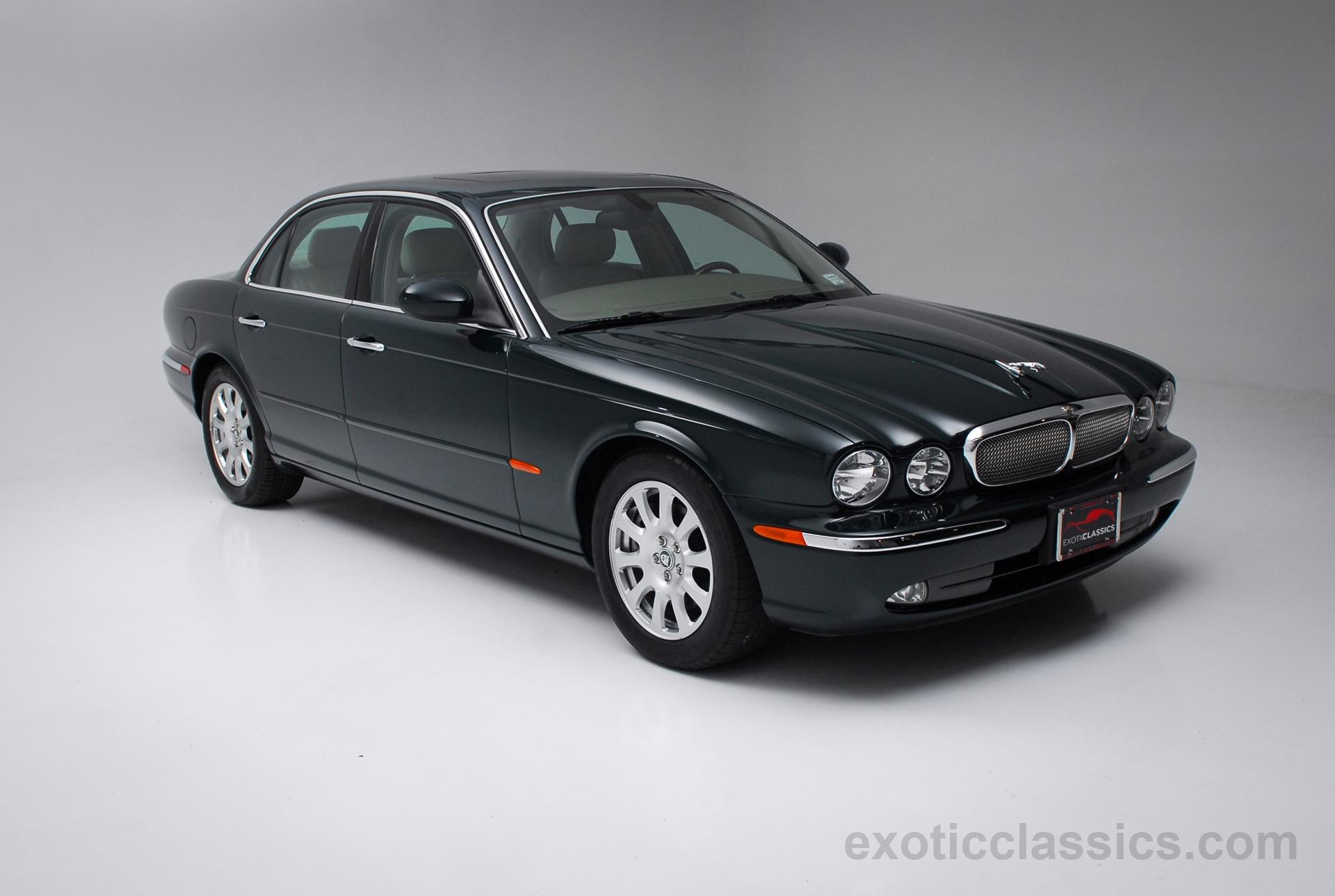 2004 Jaguar Xj Series Xj8 Champion Motors International